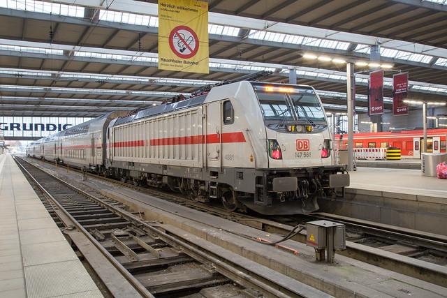 DB 147 561 München Hbf