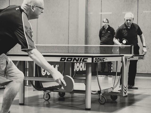 Table tennis country press photos