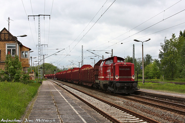 213 334-6 Rennsteigbahn Leipzig Thekla 18.05.2010