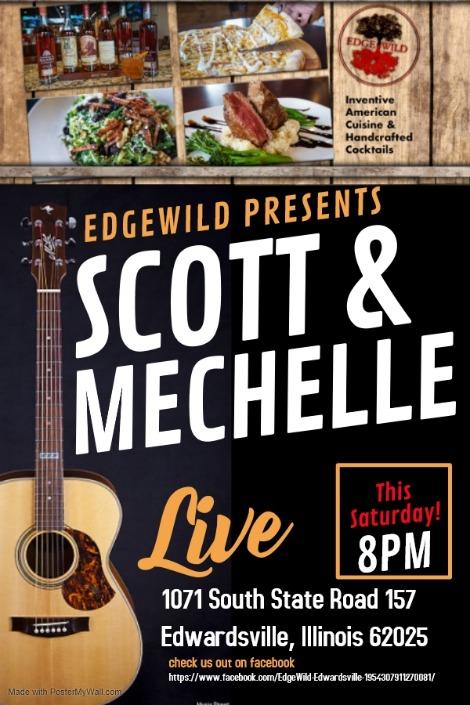Scott & Mechelle 2-8-20