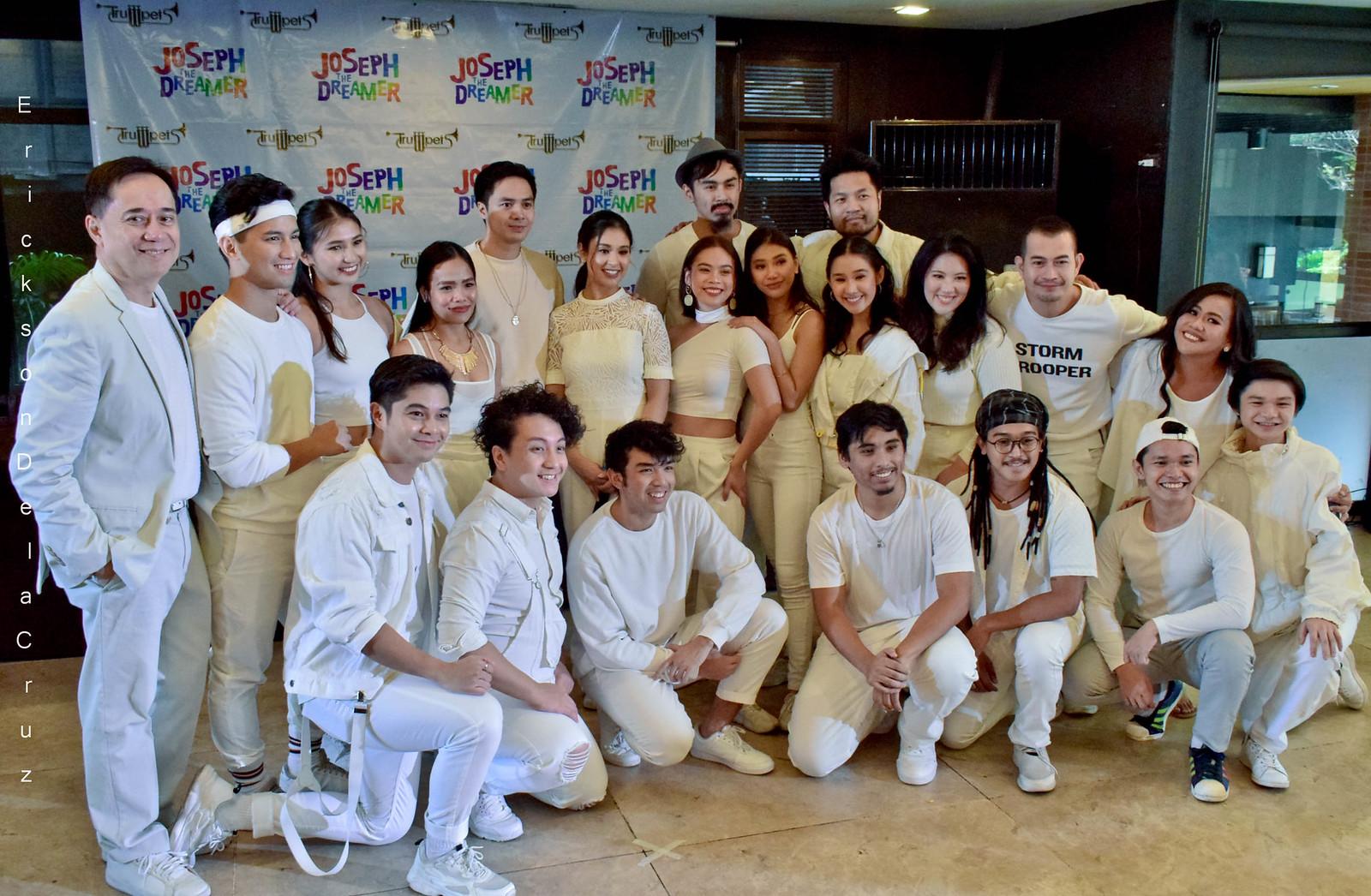 The Cast _Joseph The Dreamer PressCon (Photo by Erickson dela Cruz)
