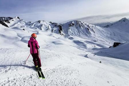 Tipy SNOW tour: Samnaun – manšestr i šampaňské