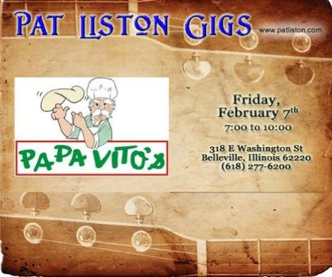 Pat Liston 2-7-20