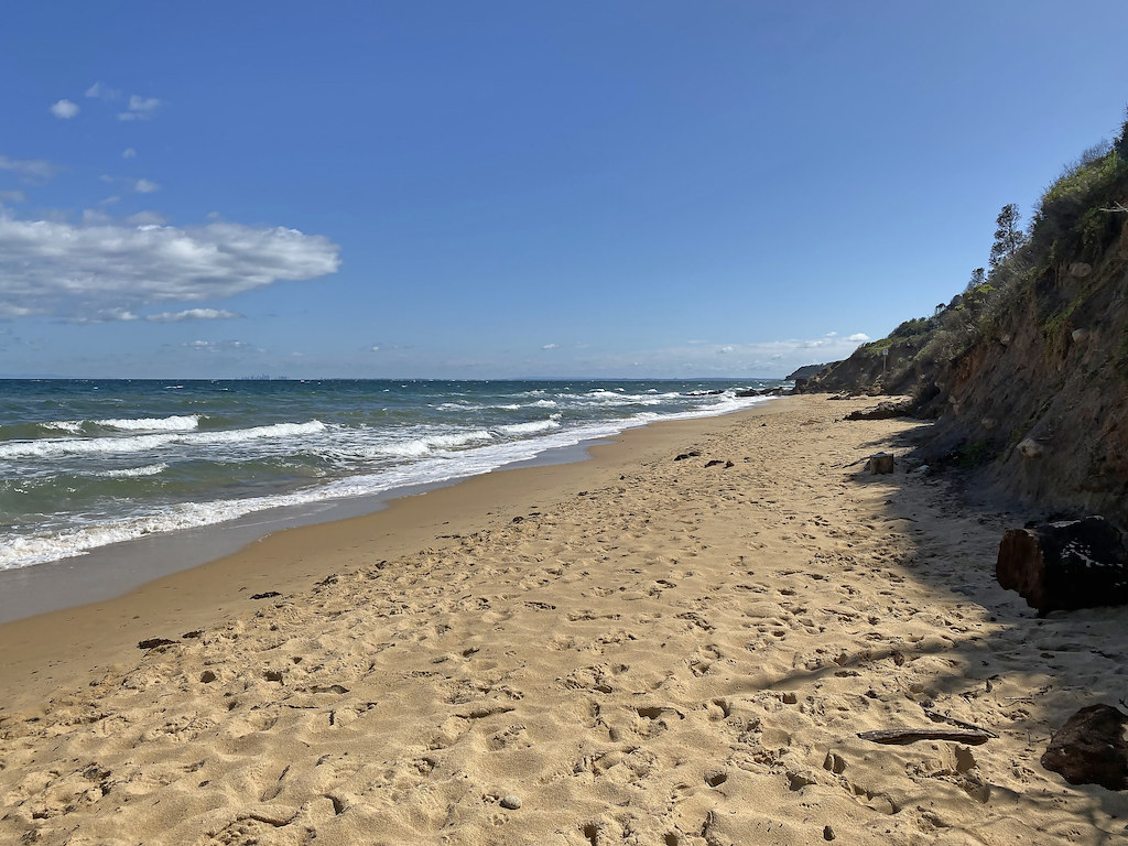 Sunnyside Nude Beach - Beach - Mount Eliza, Victoria