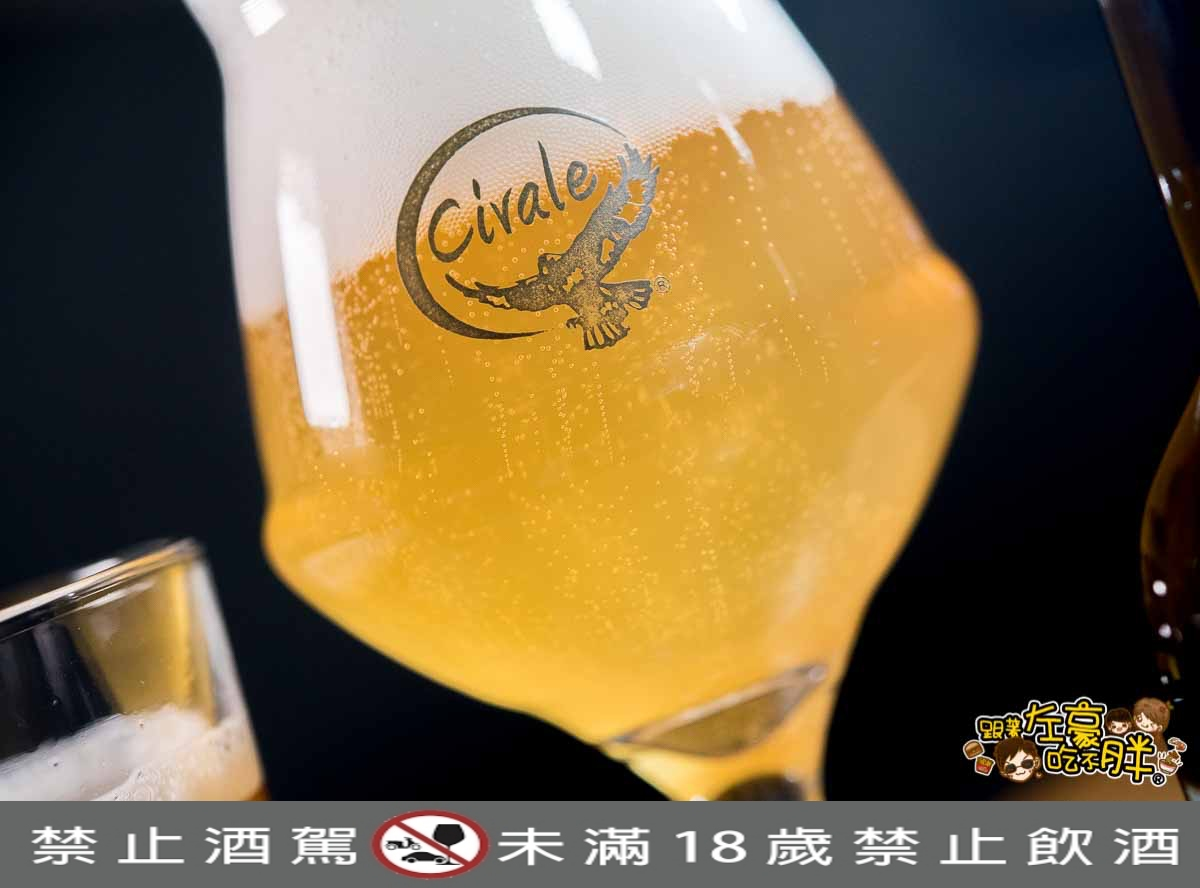 小酌fewdrink 精釀啤酒bar-54 酒標