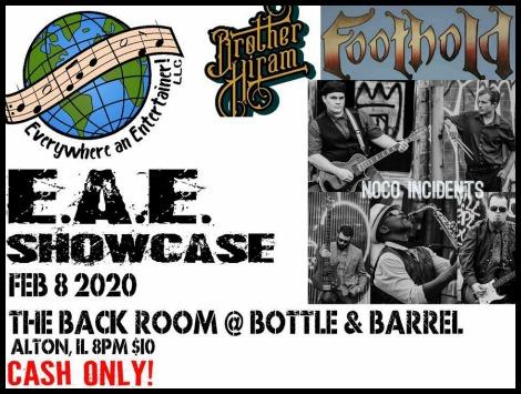 E.A.E. Showcase 2-8-20