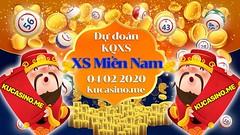 Dự đoán XSMN – Soi cầu dự đoán DD KQXSMN thứ 3 04-02-2020