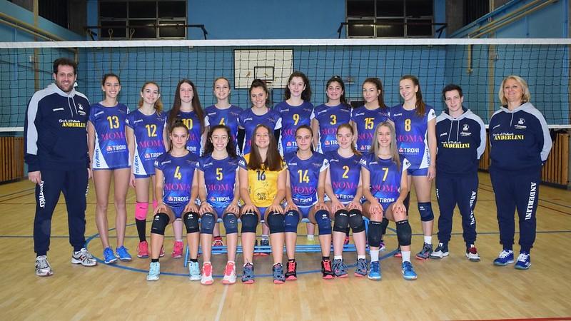 SS 2019/2020 - Under 18 - Prima Divisione Femminile