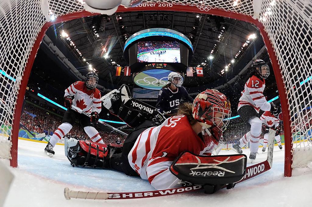 Canadian Women's Hockey GOLD!