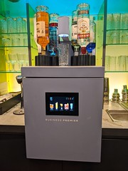 Eurostar Cocktail Robot