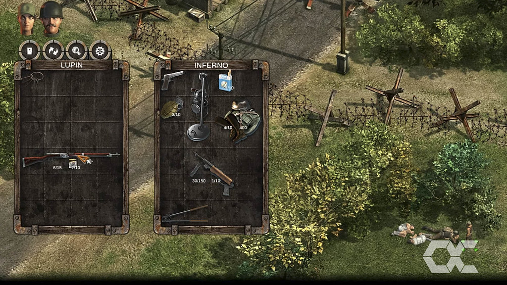 Commandos HD - Overcluster 01