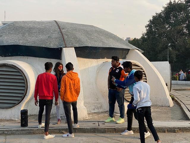 City Hangout - Park Above Palika Bazar, Connaught Place