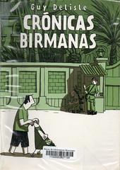 Guy Delisle, Crónicas Birmanas