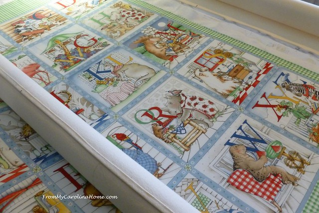 Another ABC Quilt at FromMyCarolinaHome.com