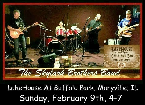 Skylark Bros Band 2-9-20