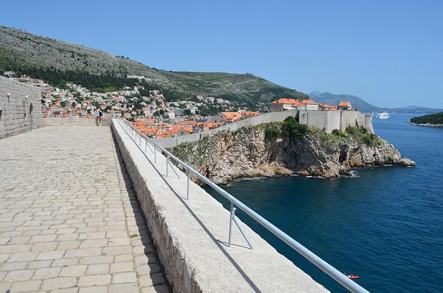 Quiet Dubrovnik, Croatia