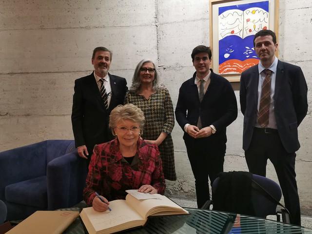 Acte d'Inauguració del Barcelona Center for European Studies