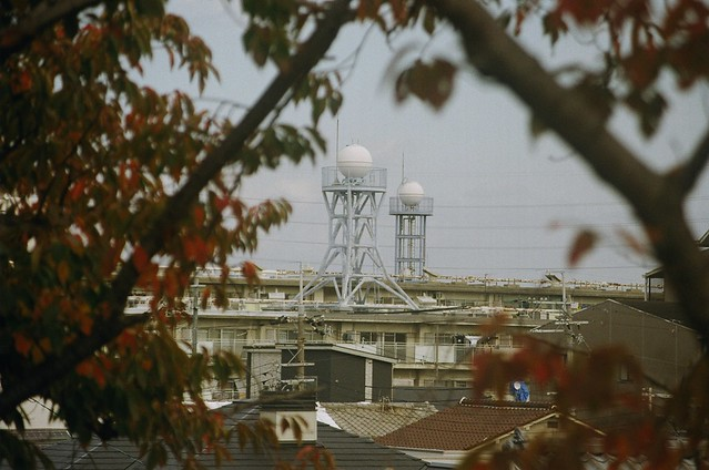 water towers