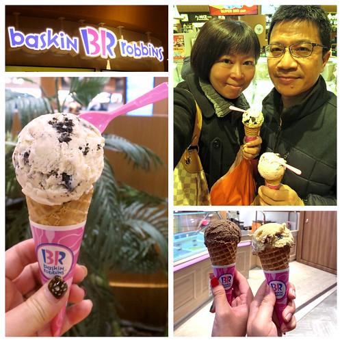 BR Ice cream