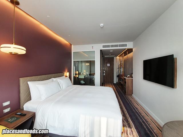 mercure hotel sukhumvit room view