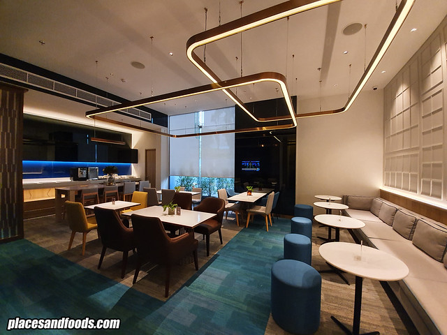 mercure hotel sukhumvit co working space