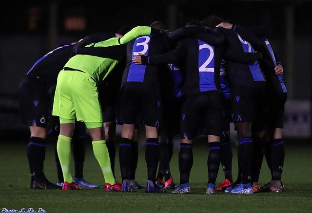 Beloften Club Brugge - K V Mechelen Beloften