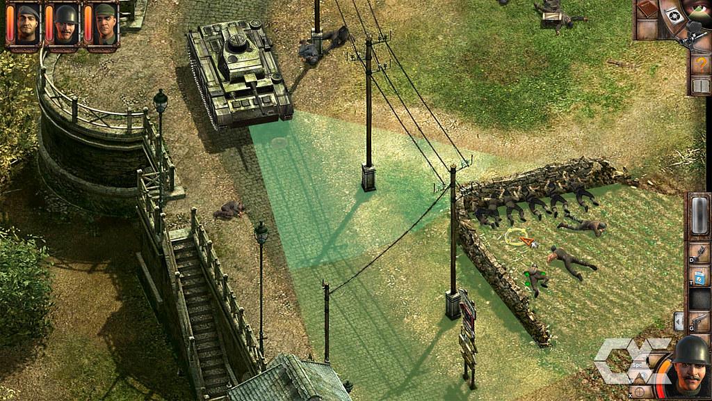 Commandos HD - Overcluster 03