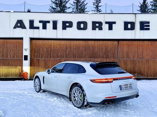 Porsche Panamera turismo Hybride
