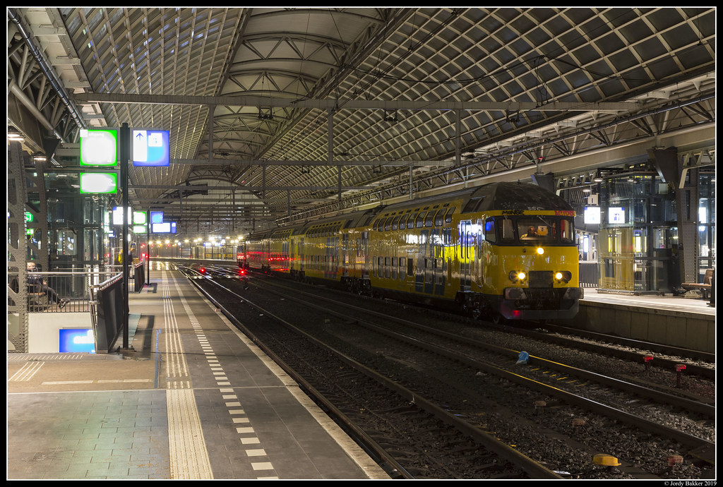 NSR 7204, Amsterdam