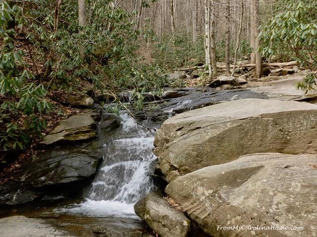 Catawba Falls at FromMyCarolinaHome.com