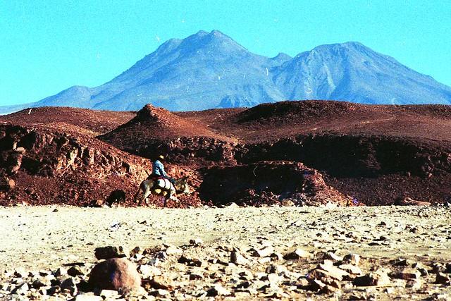 CHILE - 1997_1998 / San Pedro de Atacama, entorno