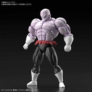 來自第11宇宙的最強冷血戰士!Figure-rise Standard《七龍珠超》吉連(ドラゴンボール超 ジレン)