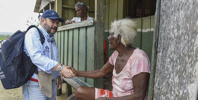 Misión Humanitaria Pacífico chocoano y Quibdó: Día 1
