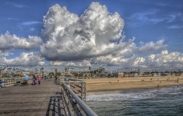 Big Cloud Over Ventura