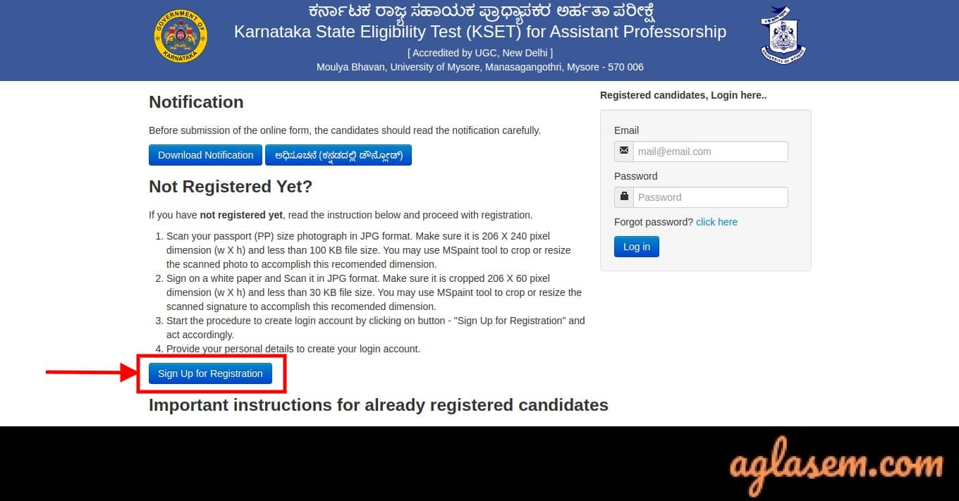KSET Application Form 2020