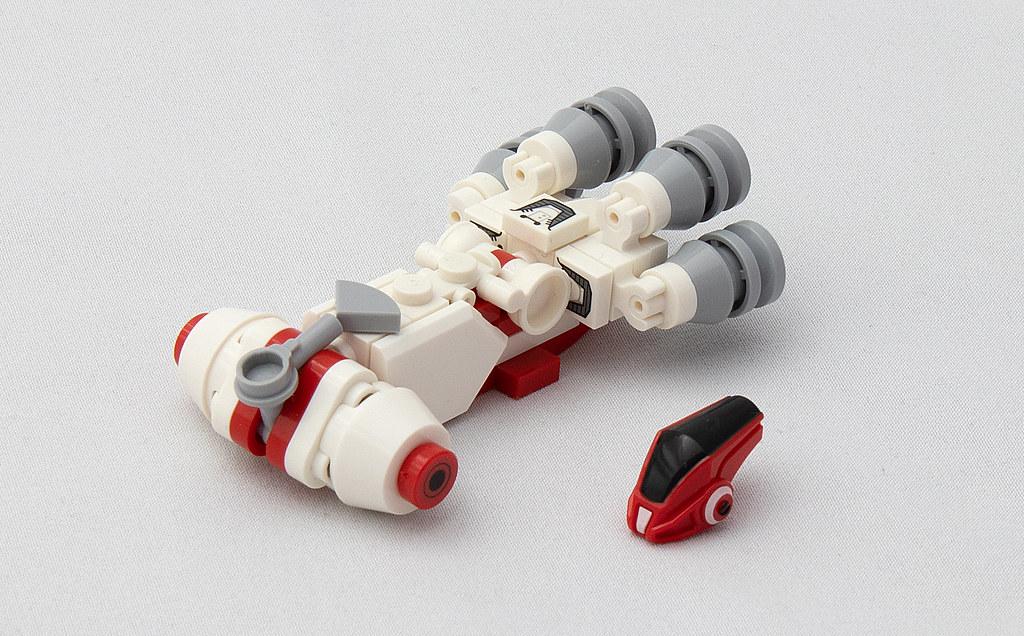 LEGO® MOC by vitreolum: Micromeh