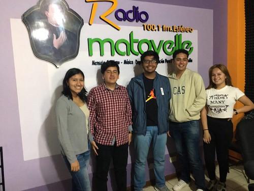 Programa Radial Ritmo Juvenil. Episodio 5: Proyecto TEC