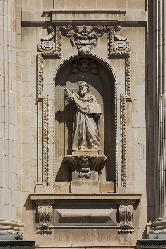 Jaén-Catedral_de_la_Asunción-San_Pablo-20110919