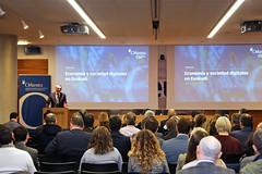 04/02/2020 - Presentación del Informe Orkestra Economía y Sociedad Digitales en el País Vasco 2019