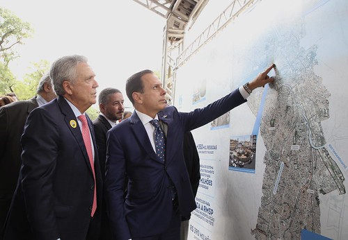 Entrega do novo interceptor do Rio Tietê – ITI
