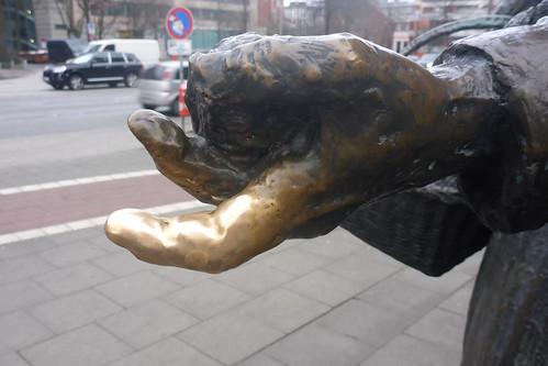 Jettes Finger