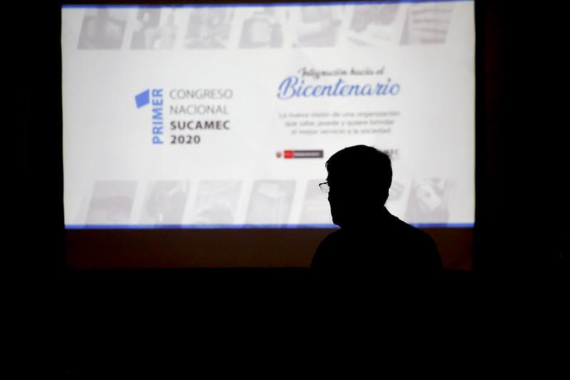 I Congreso Sucamec 2020: Integración hacia el Bicentenario