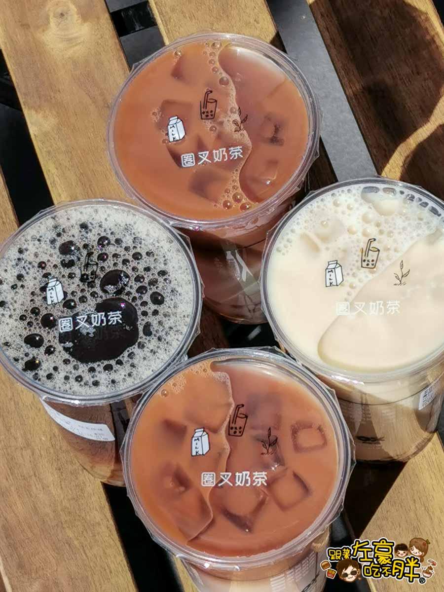 OX奶茶圈叉奶茶 鹽埕區奶茶-18