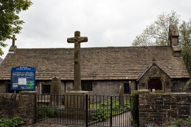 St Anne's Church, 1625