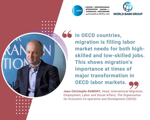 "Experts' Views on "" Forced Displacement, Migration and Human Capital Mobility"""
