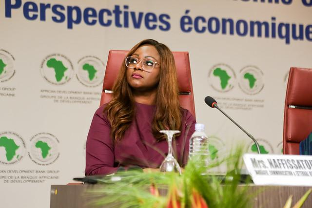 Presentation of African Economic Outlook Report 2020.