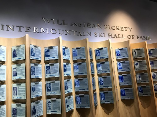 Intermountain Ski Hall of Fame. From History Comes Alive in Park City