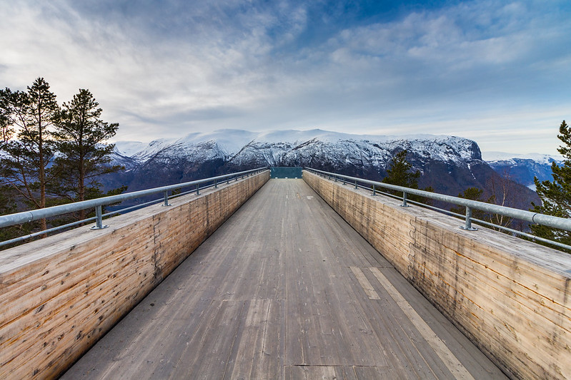 Stégastein - Norvège