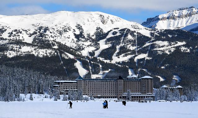Lake Louise Ski Runs