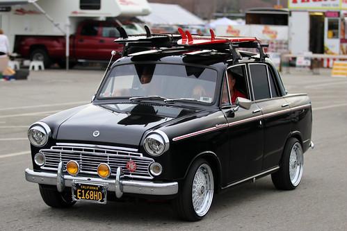 Datsun Surf Mobile